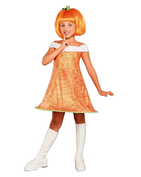 Pumpkin Spice Costume For Child
