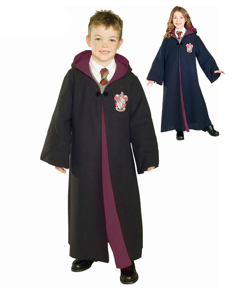 Grffindor Robe Costume from Harry Potter