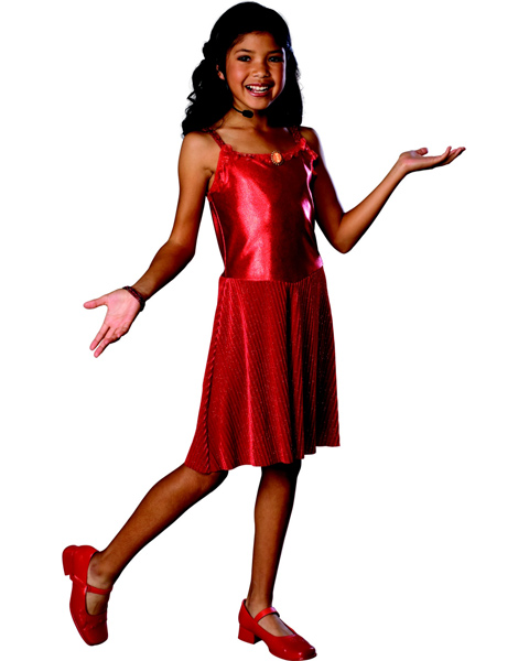 Child High School Musical Deluxe Gabriella