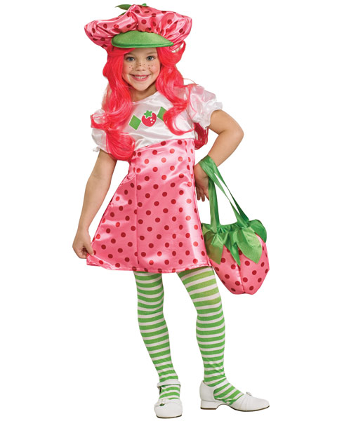 Strawberry Shortcake Costume for Girls