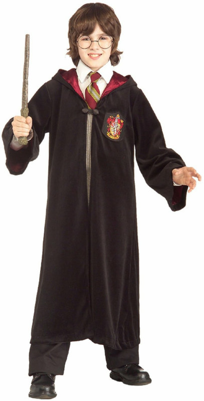Harry Potter Premium Gryffindor Robe Child Costume