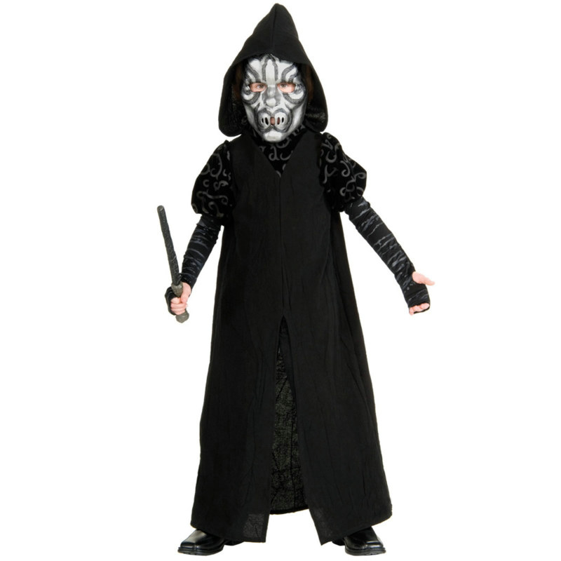 Harry Potter & The Half-Blood Prince Deluxe Death Eater Child Co