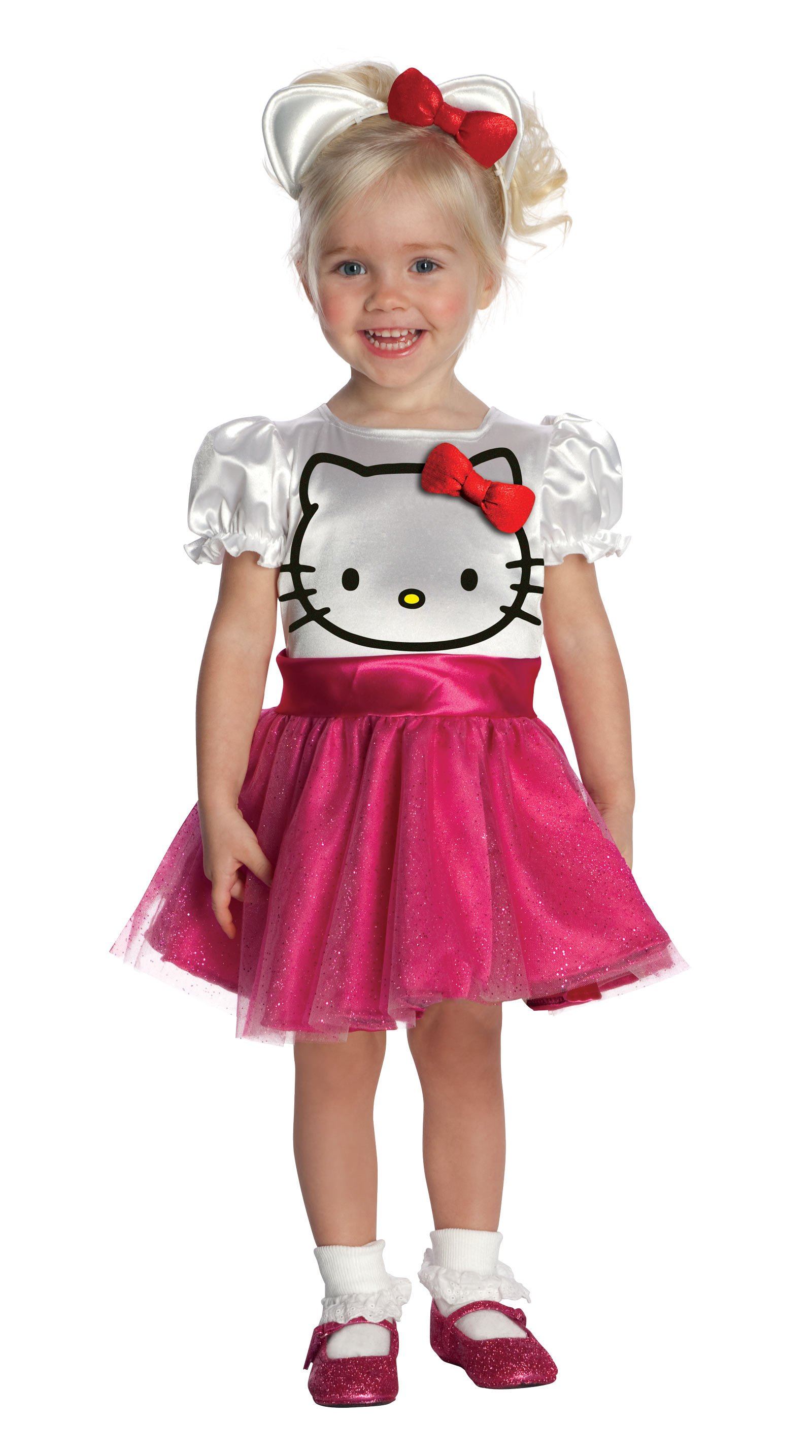 Hello Kitty - Hello Kitty Tutu Dress Toddler Costume
