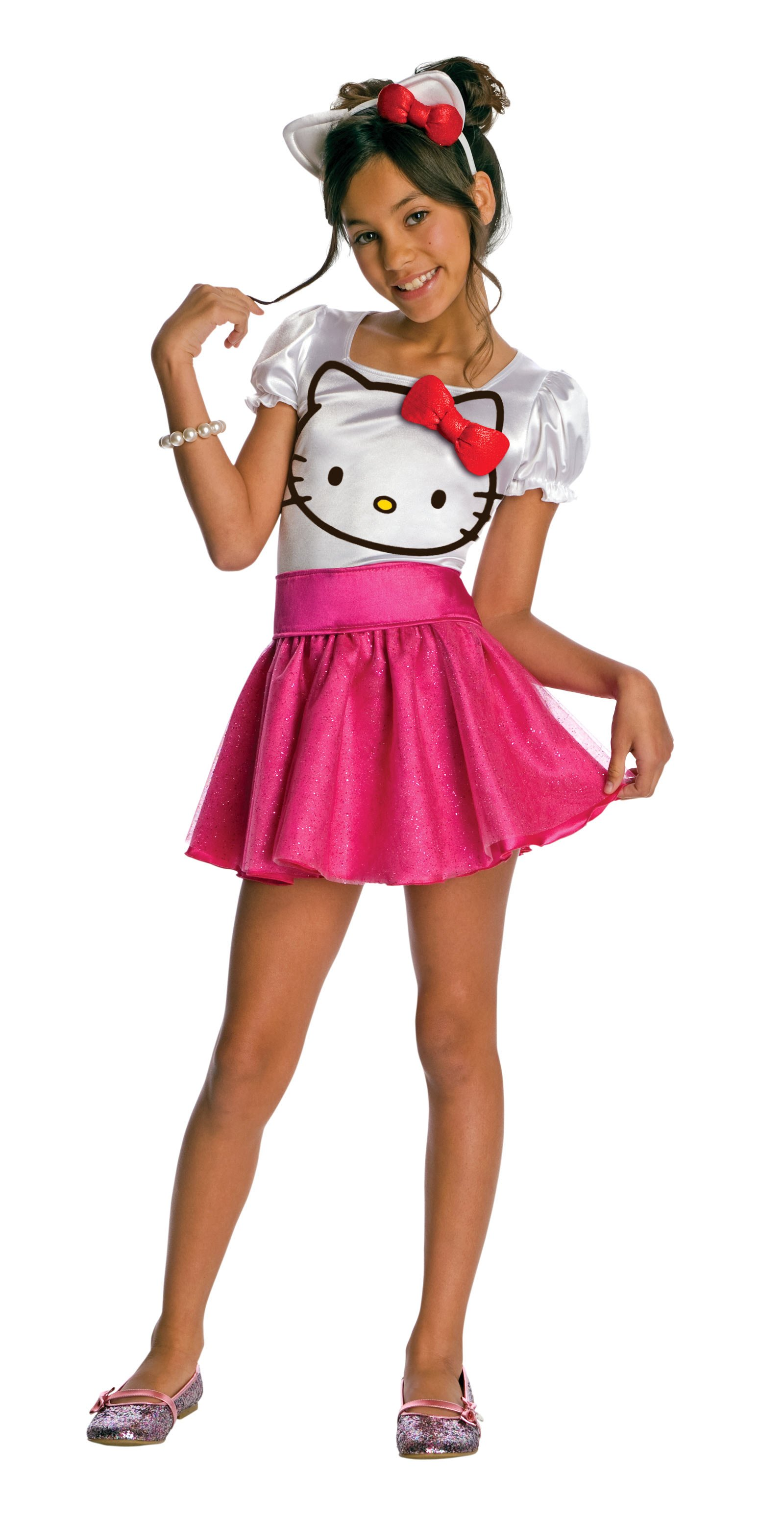 Hello Kitty - Hello Kitty Tutu Dress Child Costume