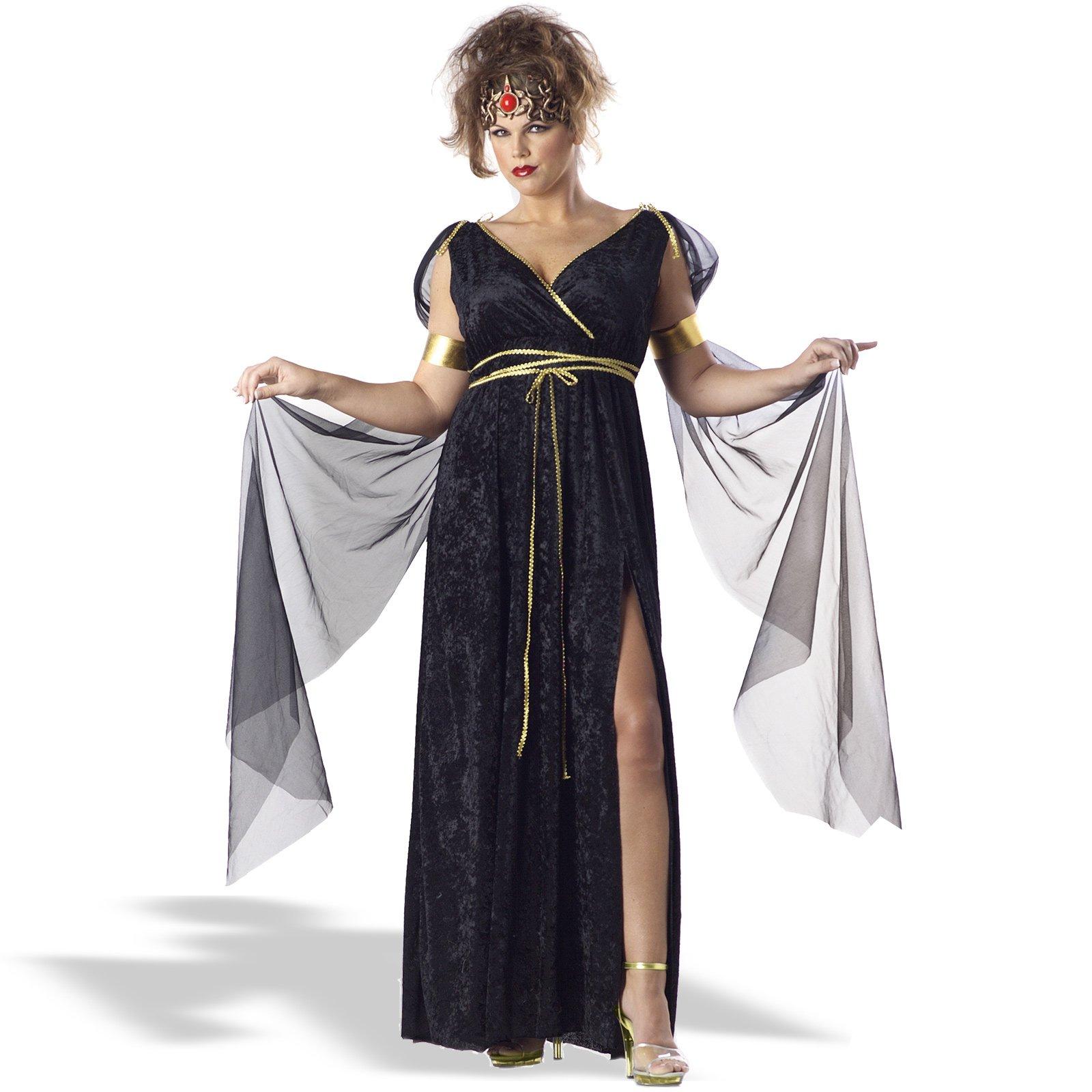 Medusa Plus Costume