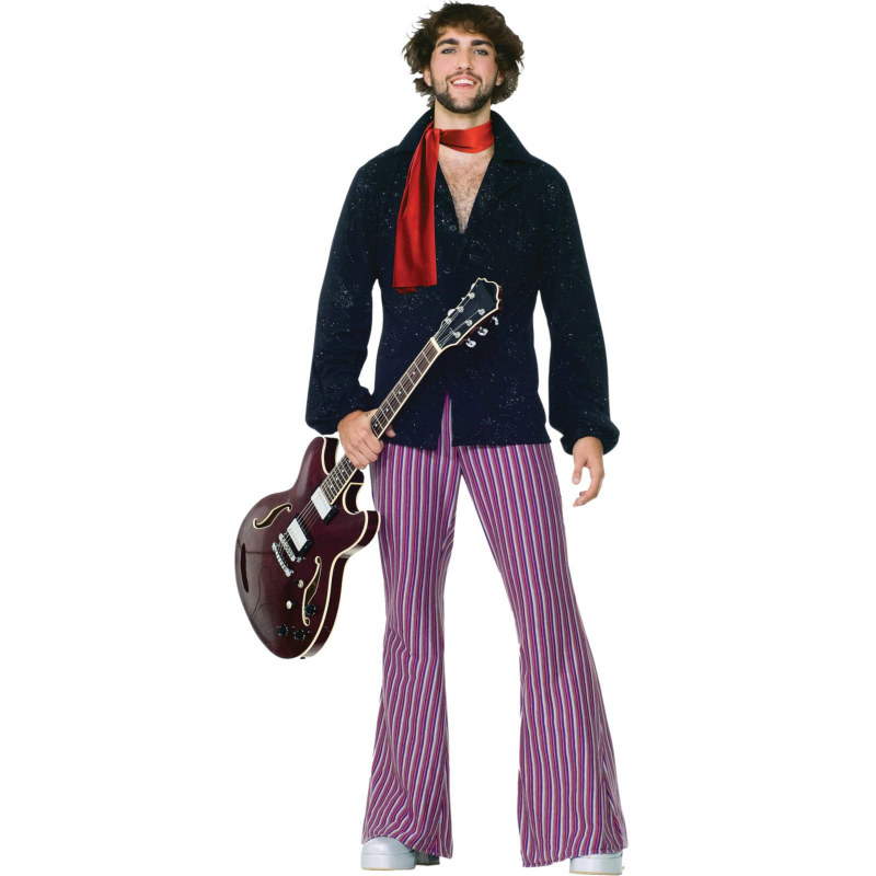 70's Rock Star Adult Costume
