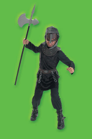 Medieval Warrior Child Costume