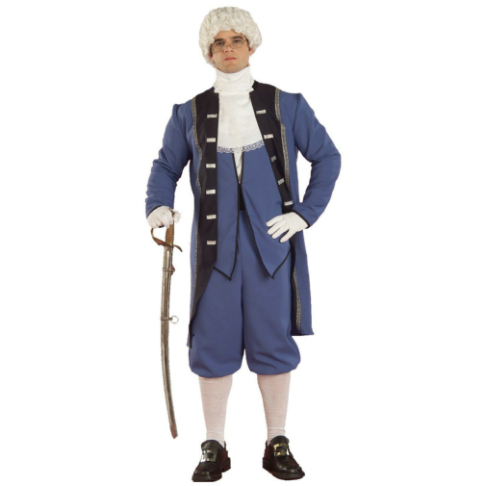 Colonial American Man Adult