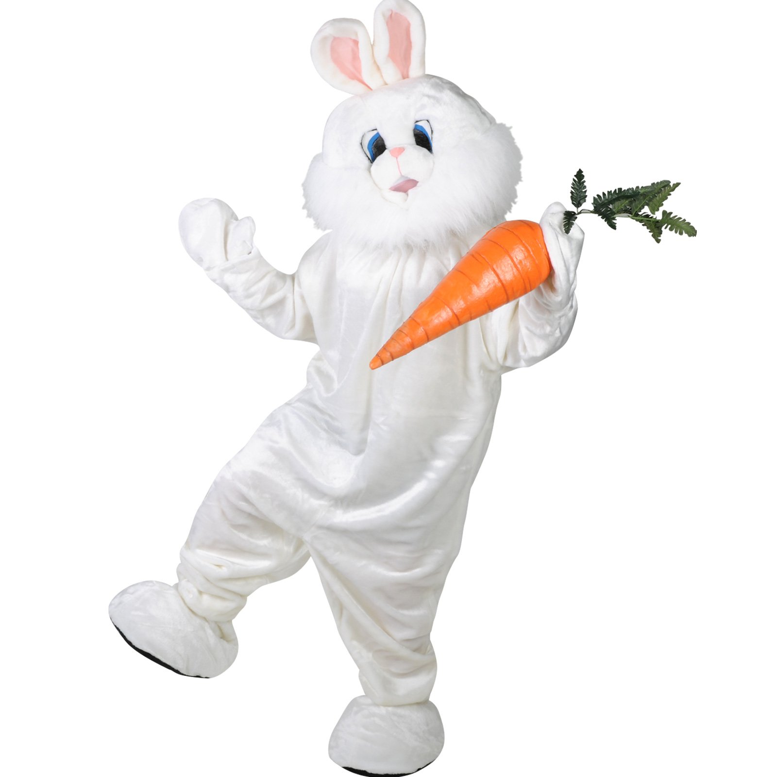 Костюм зайца на взрослого своими руками