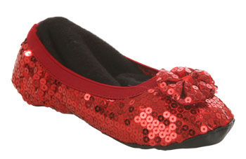Kids Ruby Slippers