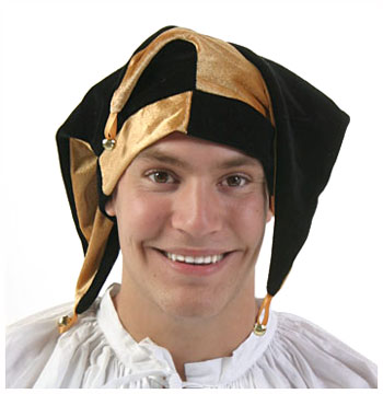 Adult Jester Hat