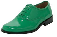 Mens Green Shoes