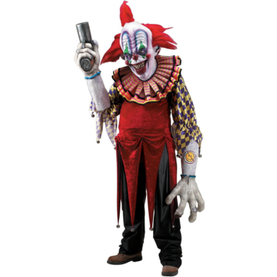 Giggles Creature Reacher Adult Circus Costume