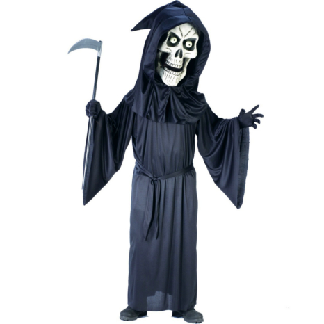 Bobble Head Reaper Adult Costume