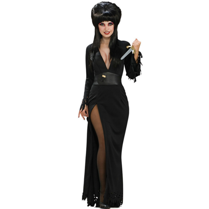 Elvira Grand Heritage Collection Elvira Adult Costume