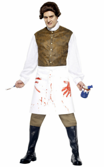 Tales of Old London Sweeney Todd Adult Costume
