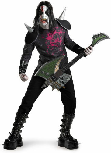 Metal Mayhem Adult Costume