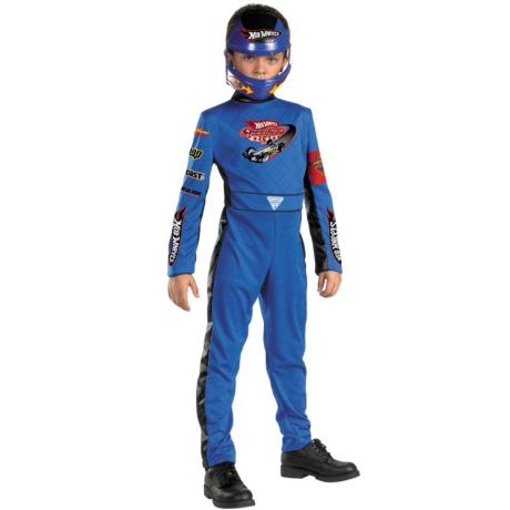 Hot Wheels Racer Child Costume