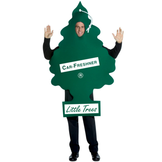 Little Trees Car Freshner Adult