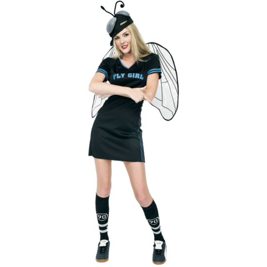 Fly Girl Adult Costume