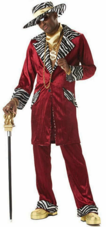 Sweet Daddy Beaujolais Adult Costume