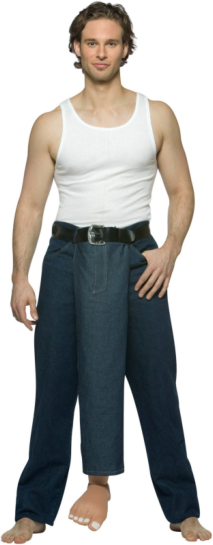 Third Leg Adult Costume