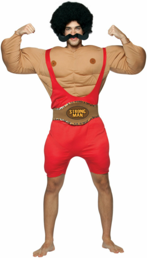 Strong Man Adult Costume