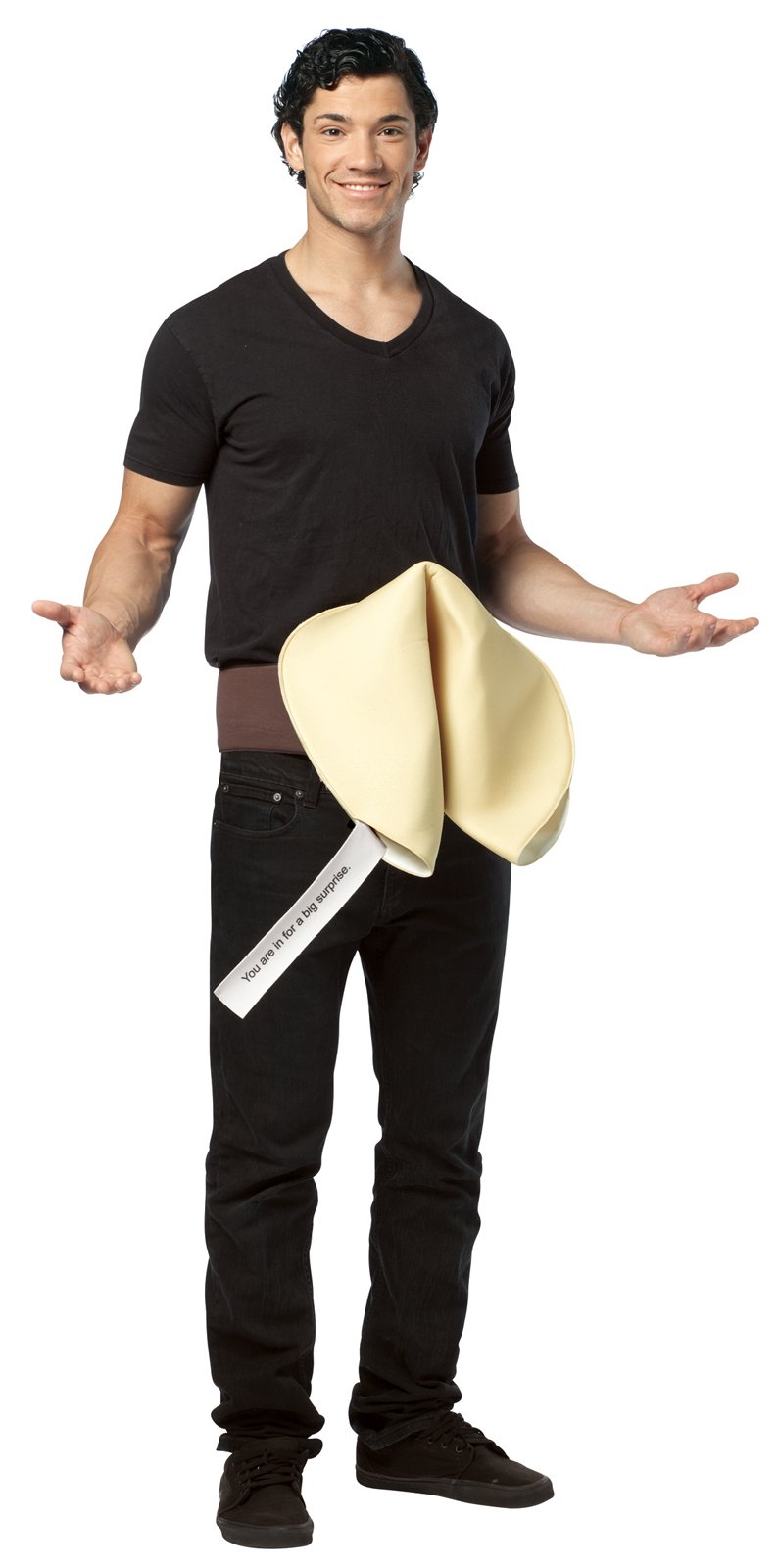 Fortune Cookie Adult Costume