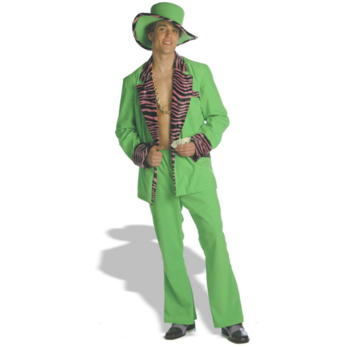 Sugar Bear Pimp Adult Costume