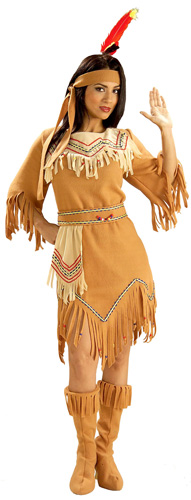 American Indian Maiden Costume