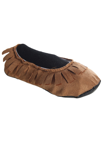 Adult Indian Moccasins