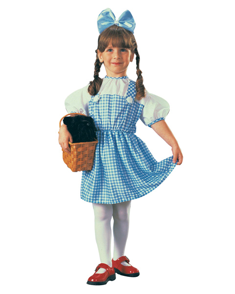 Dorothy Costume for Toddler