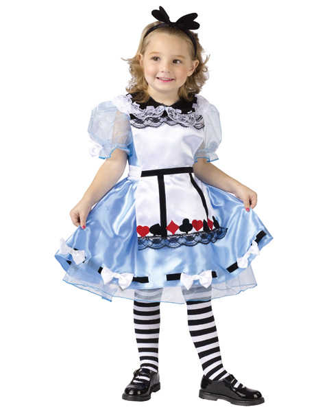 Toddlers Alice Costume