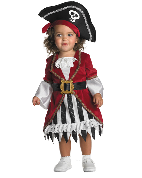 Pirate Princess Costume for Infant