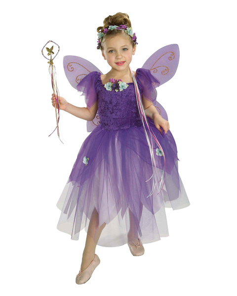 Plum Pixie Costume for Toddler