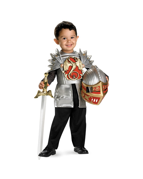 Knight of the Dragon Costume for Toddler