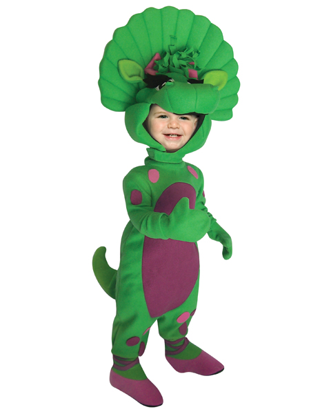 Infant/Toddler Baby Bop Costume