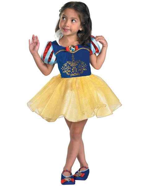 Toddler Disney Ballerina Snow White Costume