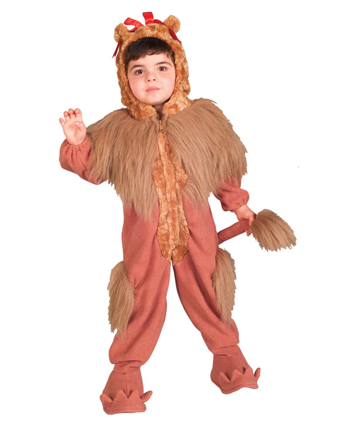 Wizard of Oz Cowardly Lion Costume for Toddler