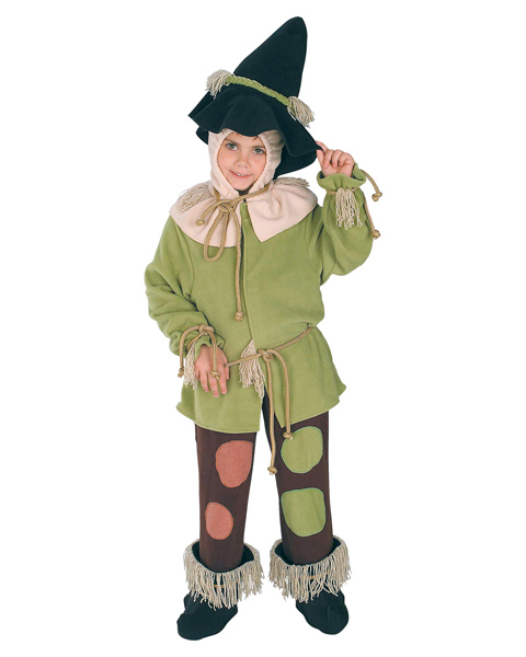 Wizard of Oz-Scarecrow Costume for Toddler