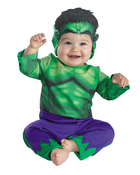 Hulk Infant (12-18 mos) Costume