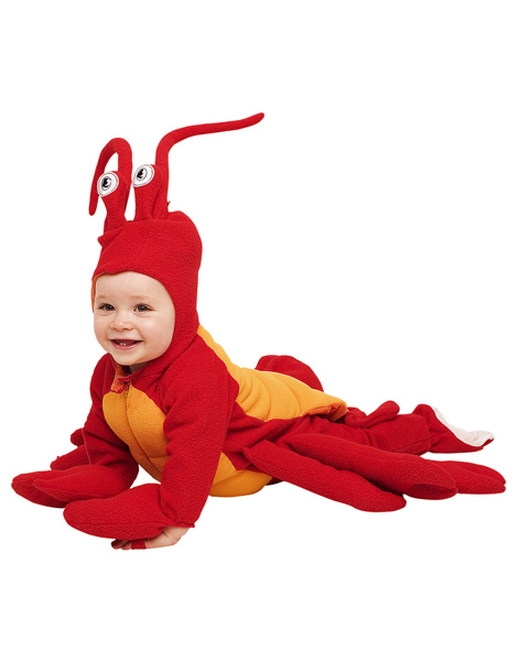Lobster Costume for Infant