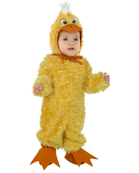 Duck Costume for Toddler