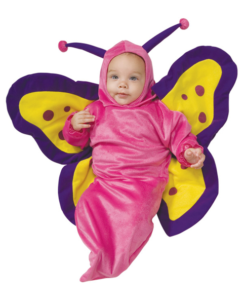 Butterfly Infant Costume for Toddler