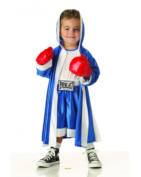 Toddlers Everlast Boxer Costume