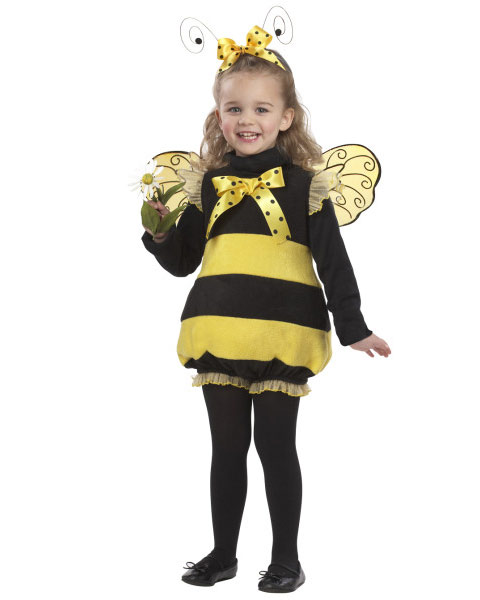 Infant Toddler Bizzy Lil Bee Costume