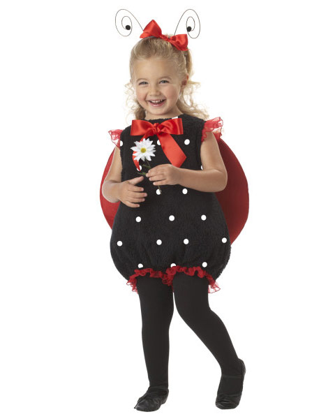 Infant Toddler Lil Lady Bug Costume