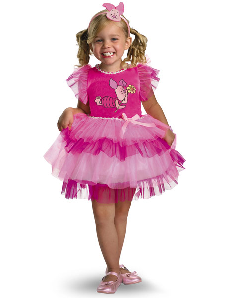 Frilly Disneys Piglet Toddler Costume