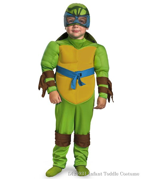 Toddler Teenage Mutant Ninja Turtles Leonardo Costume