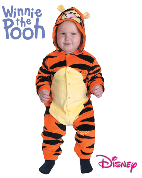Tigger Costume for Infant